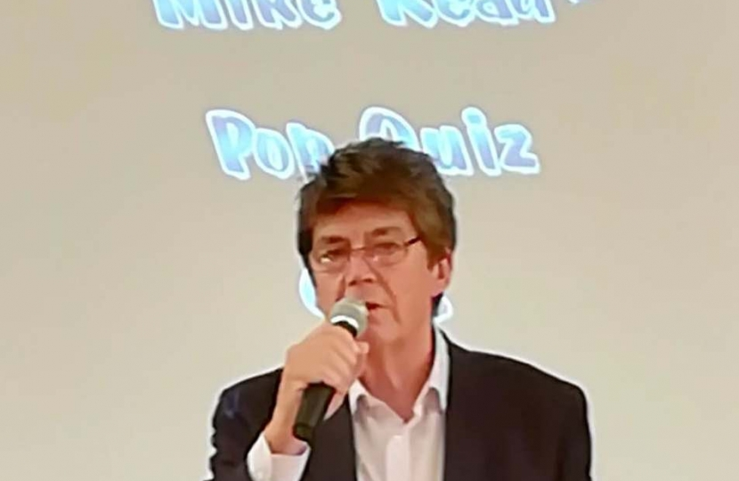 DJ Mike Read North West Hampshire